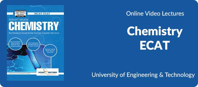 Lectures of chemistry for engineering entry Test | Entry