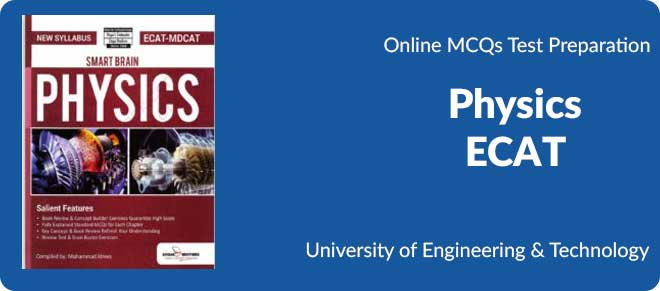 ECAT mcqs with answers Pdf | Entry test mcqs for engineering
