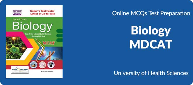 mdcat mcqs biology with answers
