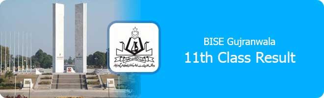 1st year result 2021 Gujranwala board