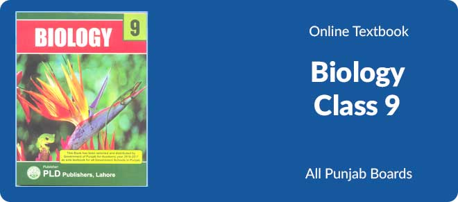 9th class biology notes urdu medium pdf